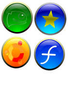 4 Open source OS Icons for you