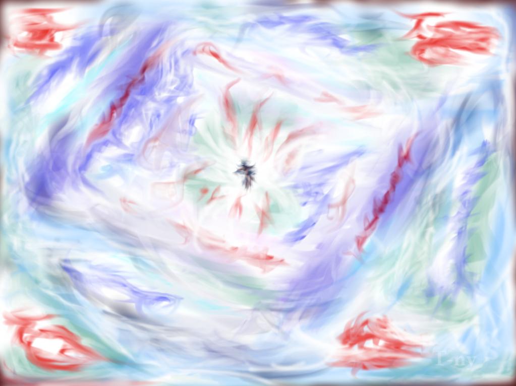 Dragon Wheel by zerotnyd