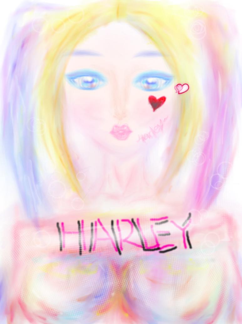 .Harley Quinn. by zerotnyd