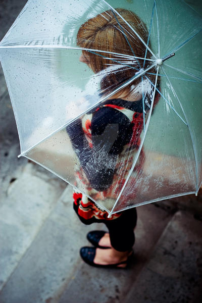 summer rain - new by Lucem