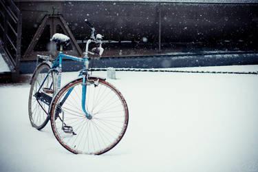 Snow in Turku 2