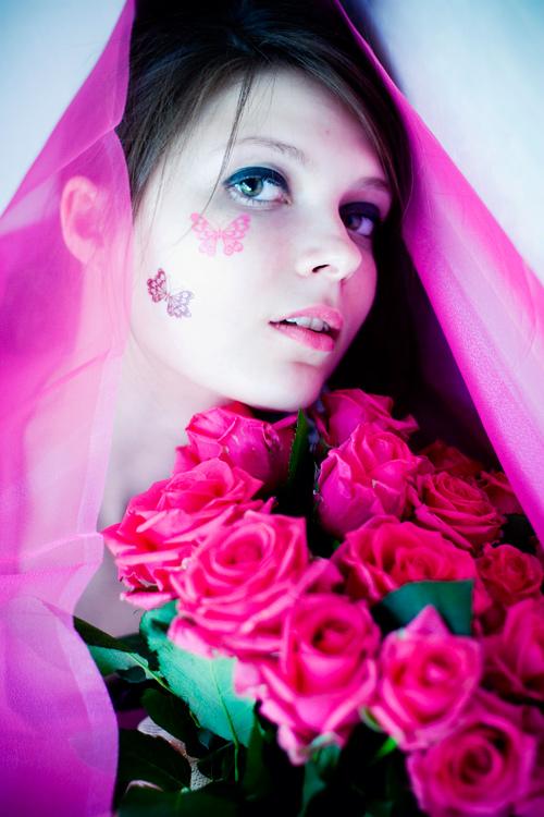 my pink goddes by Lucem - ~ Avatar [ HazaL ]