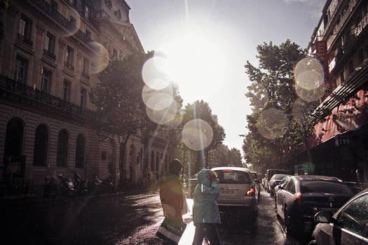 rain in Paris 2