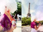 Paris in White 2