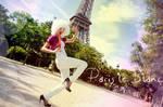 Paris le Blanc
