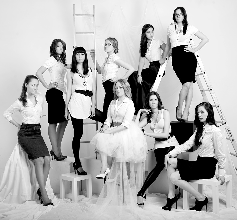 My Modeling Agency by Lucem