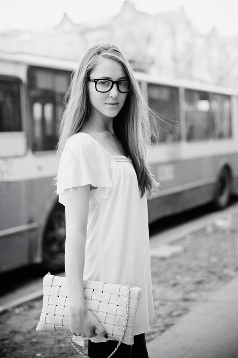 Moscow spring look by Lucem