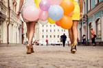 Moscow heels