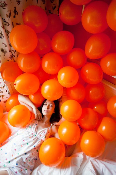 good morning, orange by Lucem