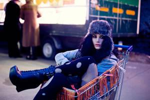 street girl by Lucem