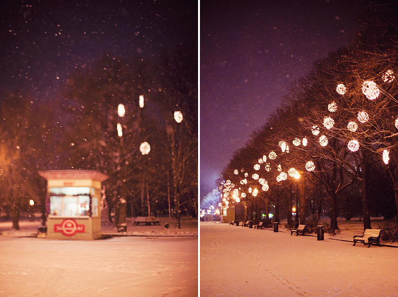 December in Moscow by Lucem