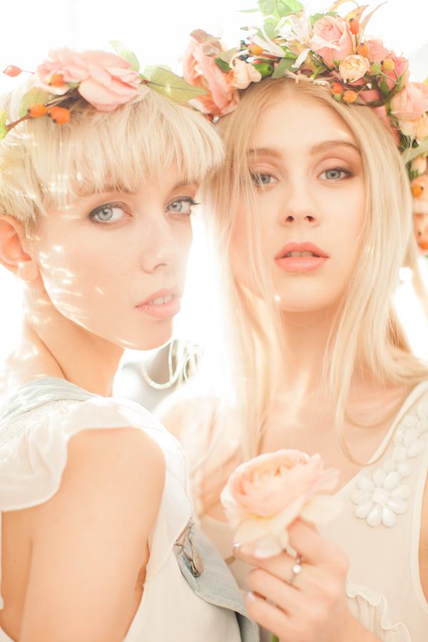 Spring Girls by Lucem