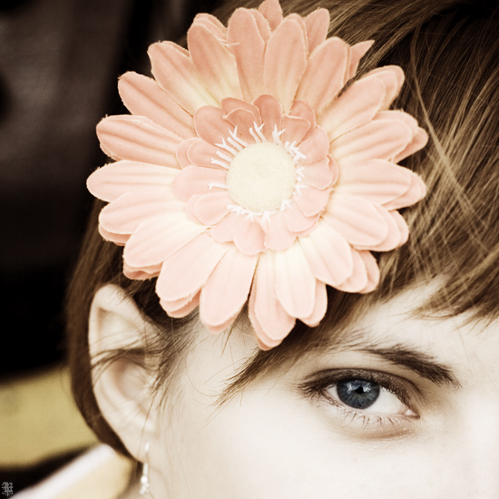 april flower by Lucem