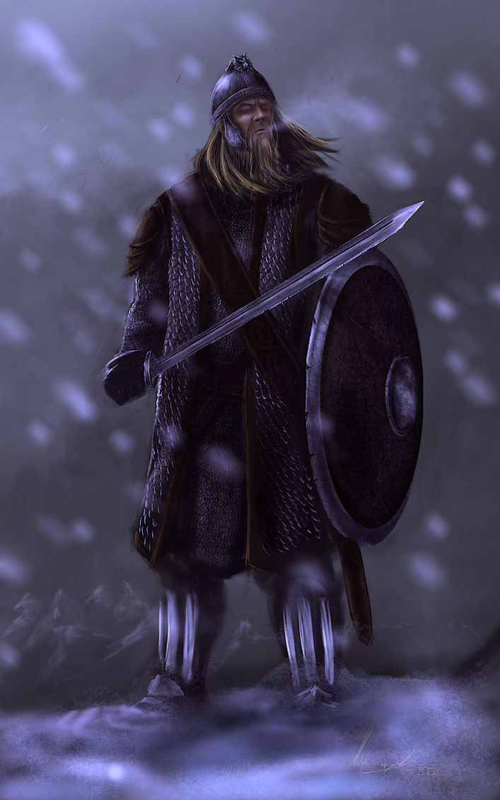 Uhtred Of Bebbanburg Art