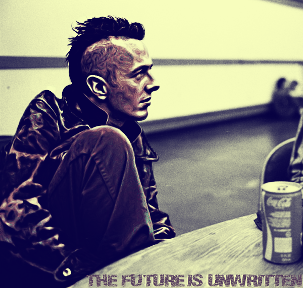 the future is unwritten. by cappuccino64 on DeviantArt