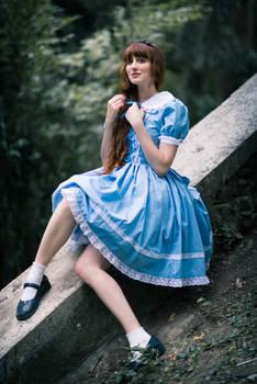 Alice in Wonderland - Good advice