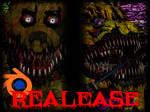 Release! - Nightmare Springtrap/Springbonnie