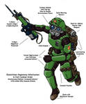 Hegemony Infantryman