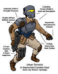 Urban Terrorist