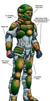 Kshatriya Body Armour