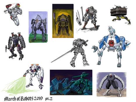 March of Robots 2019 part 2