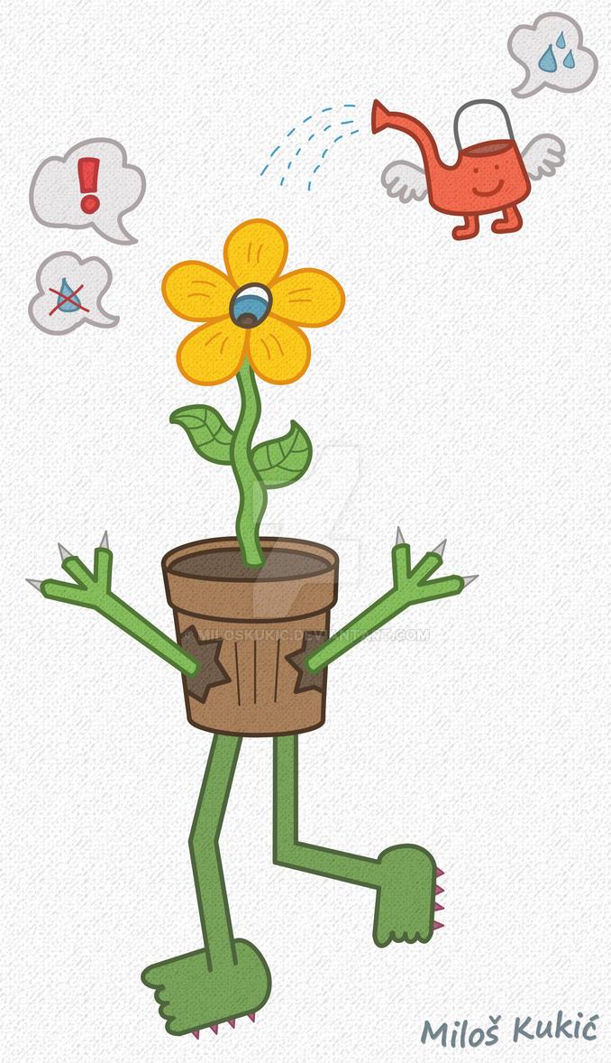 Cvet koji bezi 2.0 by MilosKukic