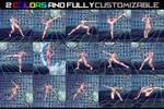 Chunli Seashell Bikini For SFxT Intro Pic