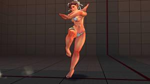 Chunli Seashell Bikini Update