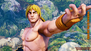 Alpha Hot Ken