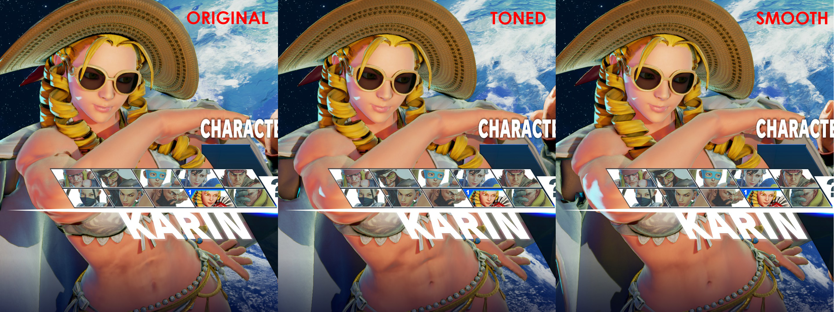 Karin Abs By BrutalAce