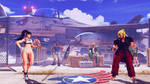 Chunli Sparring Costume Conversions