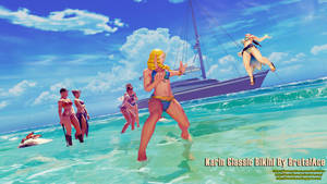 Karin Classic Bikini by BrutalAce