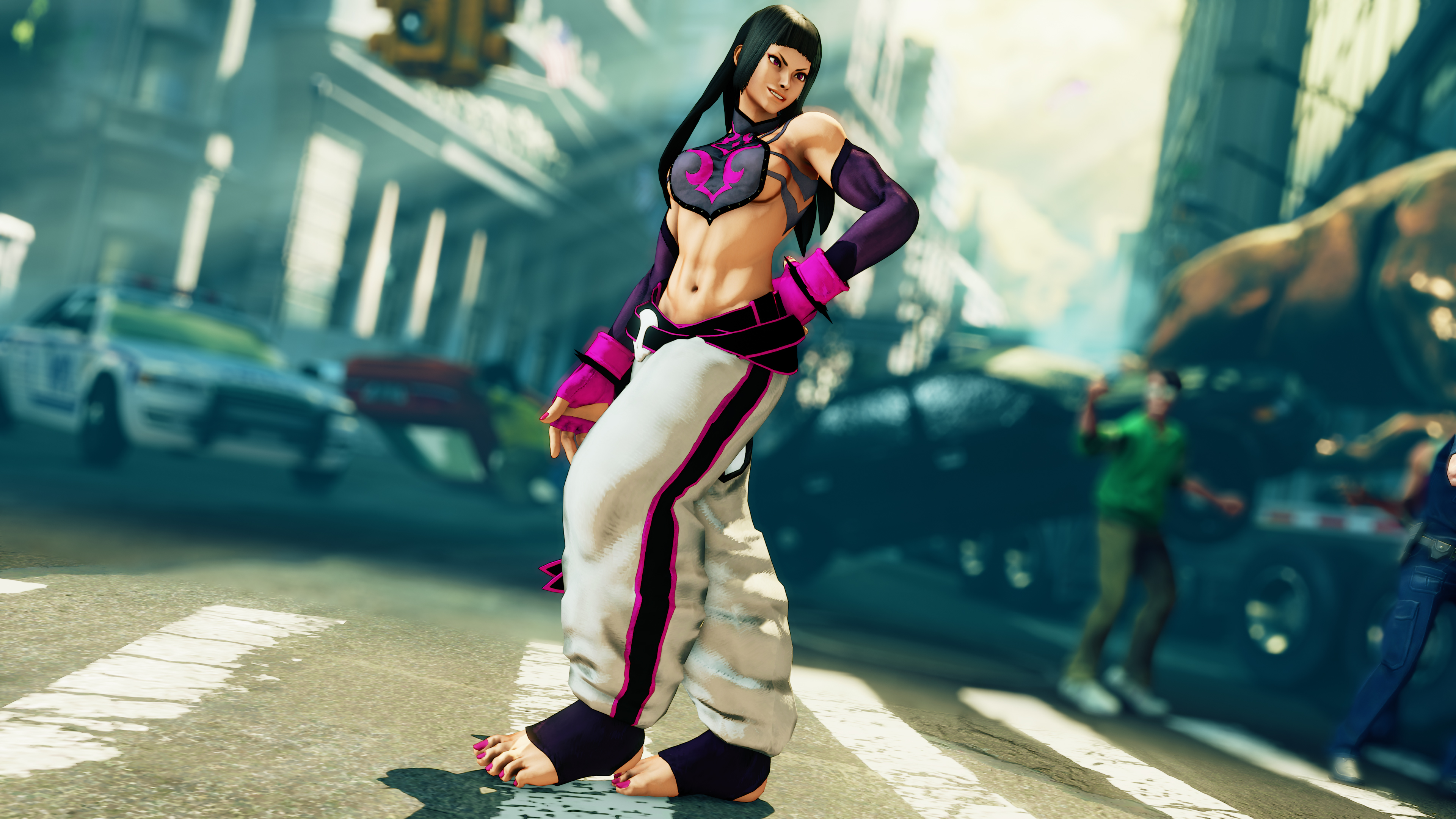 Juri Legacy Costume Showcase by BrutalAce