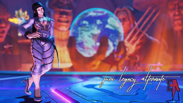 Juri Legacy Alternate Showcase
