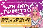 Banner San Dona Fumetto by Elsa-Tuzzato