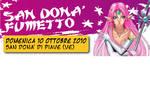 San Dona Fumetto Banner 2 by Elsa-Tuzzato