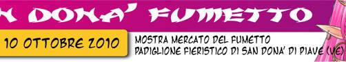 San Dona Fumetto Banner 3 by Elsa-Tuzzato