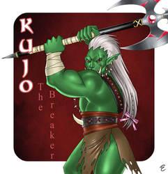 Kujo The Breaker by Elsa-Tuzzato