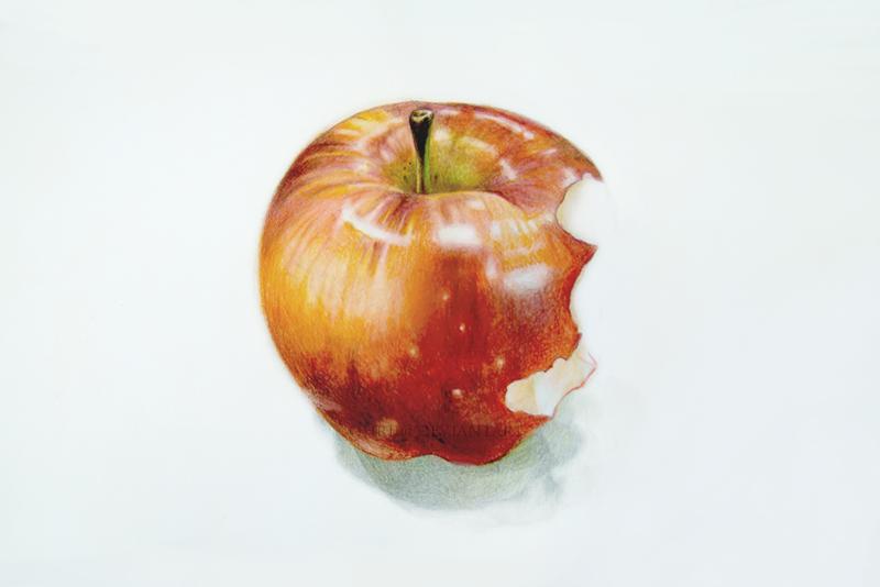 apple by ohrii