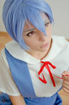 Ayanami Rei - School Uniform - NGE - [Red Ribbon]