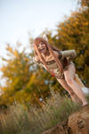 Horo / Holo - Spice and Wolf - [RAWR!]