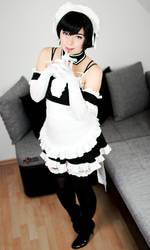 Izumi Sawatari - He is my Master - [Maid Monday!] by GeniMonster