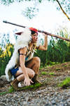 San - Princess Mononoke - [Hunt]