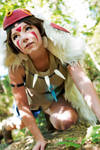 San - Princess Mononoke - [Sneak] by GeniMonster