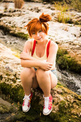 Misty - Pokemon - [Naturelover] by GeniMonster