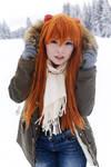 Asuka Langley Soryu - NGE - [Snow]