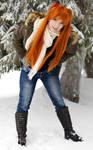 Asuka Langley Soryu - NGE - [Cold fire]
