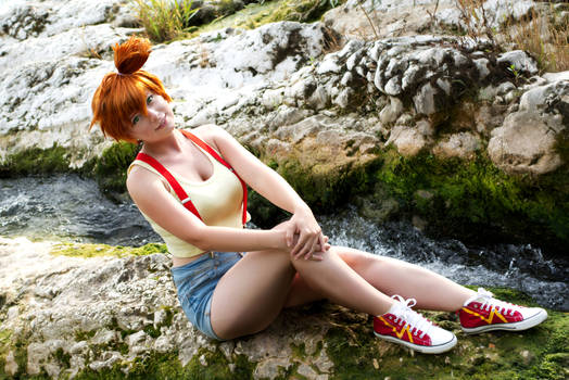 Misty - Pokemon - [Water]