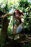 San - Princess Mononoke - [Monday attack!] by GeniMonster