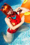 Asuka Langley Soryu - NGE - [Swimsuit]